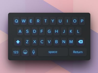 Day 094 - Mobile Keyboard