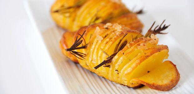 Gebackene Kartoffeln – Einfach