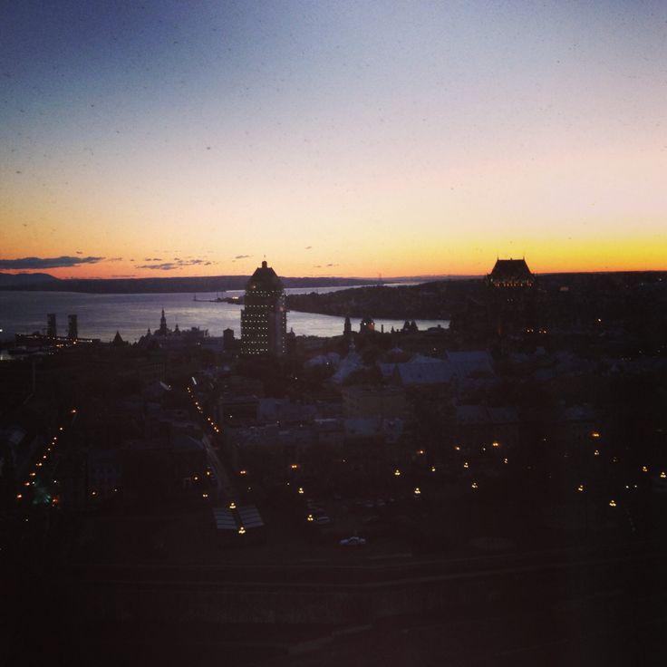 #Hilton Quebec City