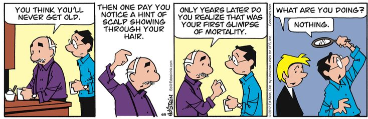 Freshly Squeezed strip for March 13, 2015