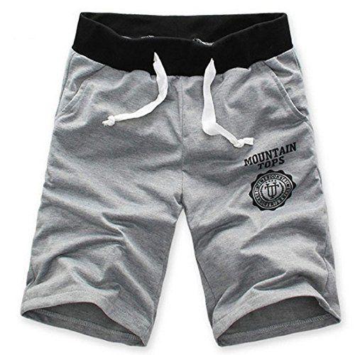 Tongshi Moda algodón de los hombres pantalones cortos gimnasia del deporte que activan los pantalones ocasionales Precio e informacion en la tienda: http://www.comprargangas.com/producto/tongshi-moda-algodon-de-los-hombres-pantalones-cortos-gimnasia-del-deporte-que-activan-los-pantalones-ocasionales/