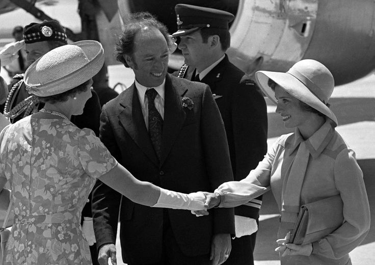 Photos: Memorable moments of Margaret Trudeau's life | CTV News