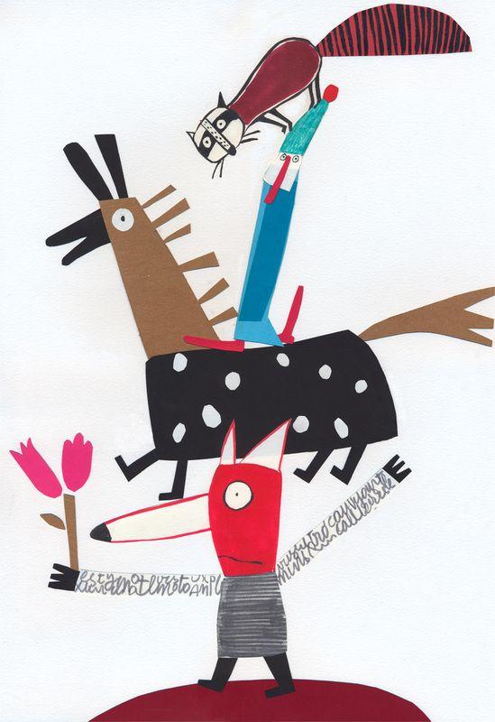 illustration by carmen queralt