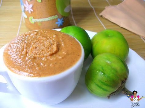 Dobbys Signature: Nigerian food blog | Nigerian food recipes | African food blog: Ose-Oji (Nigerian Peanut butter)