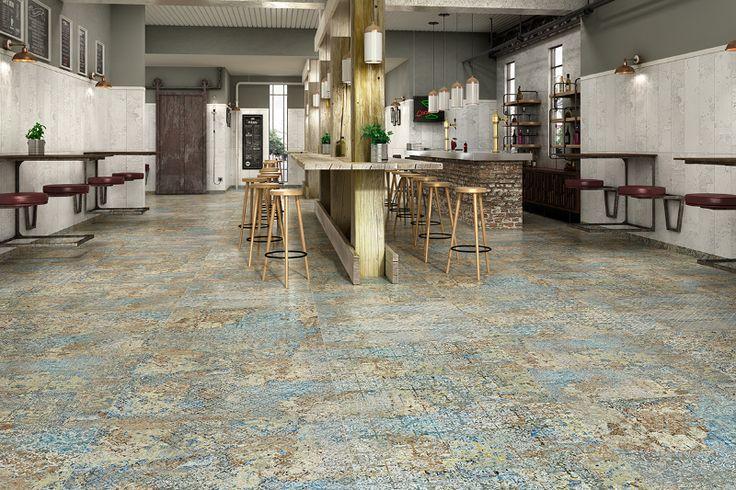 Aparici Carpet floor tile