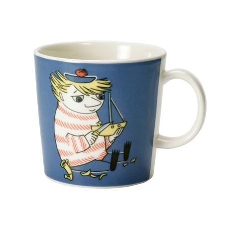 Moomin Too-Ticki mug