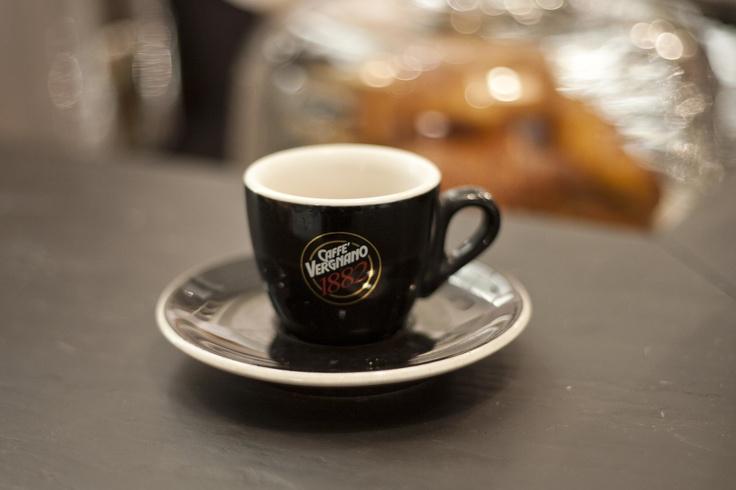 Caffe Vergnano at Eataly