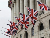 Gotta love the Brits! -- Queen's Diamond Jubilee: Day One