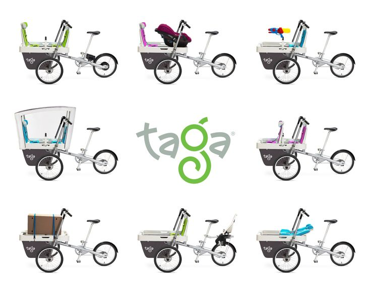 Taga 2.0: The coolest, most versatile family bike - Apollo Box Blog
