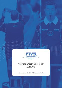 FIVB - Rules of the Game