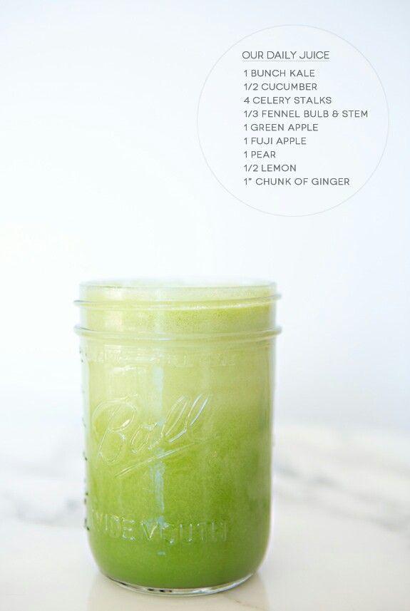 Green juice #lornajane #myactiveyear
