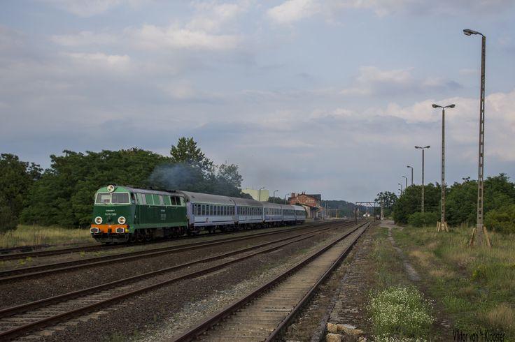 PKP SU45-089 met TLK 18103 'Gorzowiak'   by Viktorvtk