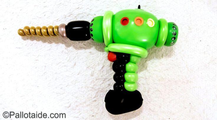 drill - 100% latex balloons
