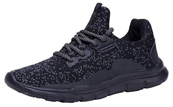 COODO Boys Breathable Sneakers Casual Sport Shoes