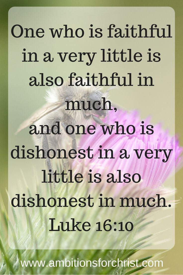 Name sydney meaning faithful - Luke 16 10
