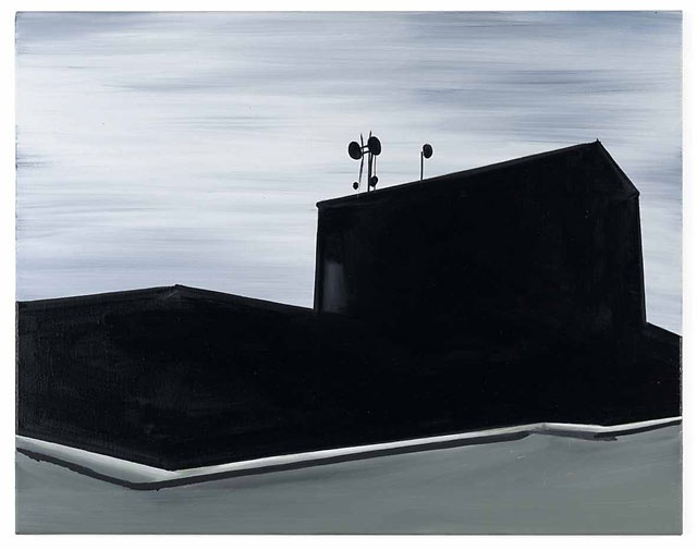 by Wilhelm Sasnal