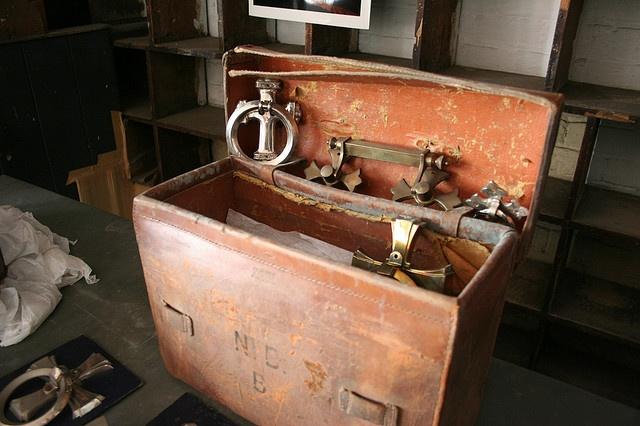 Newmans Brothers' Coffin Fittings Factory, Fleet Street Birmingham, UK