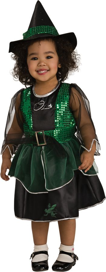 Cool Costumes Wiz Of Oz Wicked Witch Toddler Costume just added...