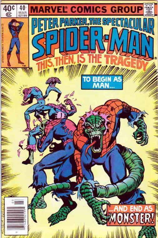Peter Parker, the Spectacular Spider-Man #40
