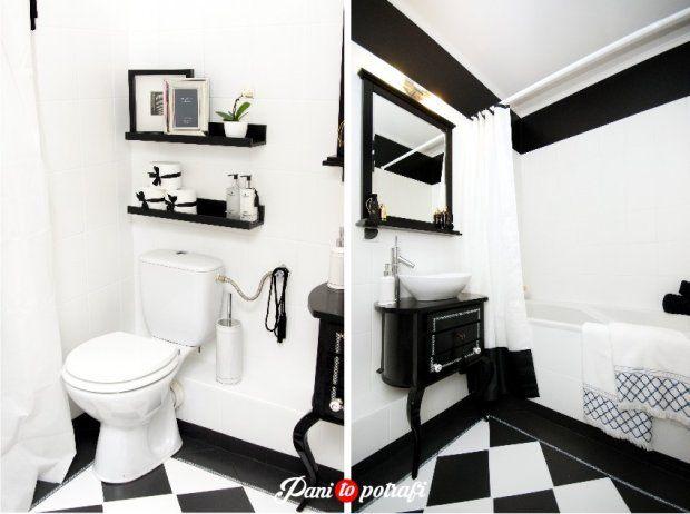 Zdjęcie numer 12 w galerii - Metamorfoza łazienki w bloku w weekend