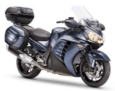 MOTOCICLETEKawasaki Kawasaki 1400GTR Grand Tourer ABS '16