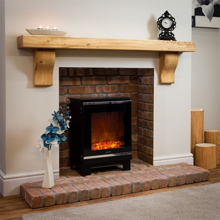 Best ideas about oak mantel on pinterest