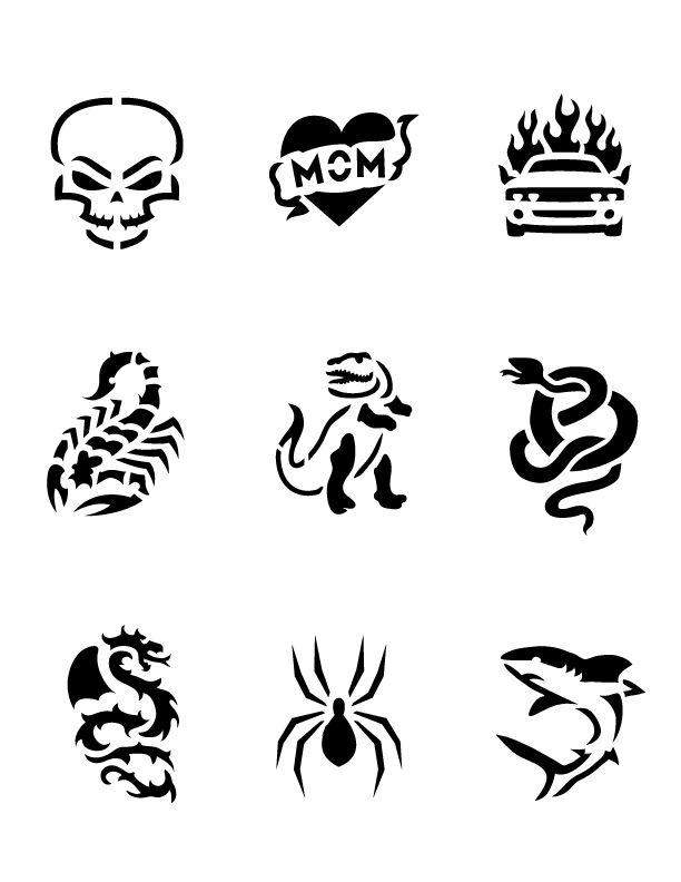 beach henna tattoos ideas