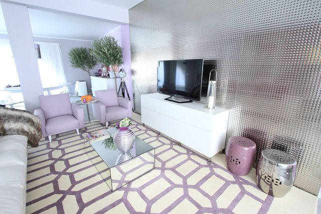 Decoration by Ana Antunes at the portuguese TV home make-over show Querido Mudei a Casa