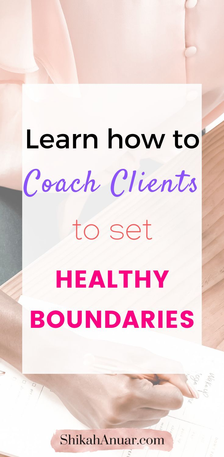 How To Coach Clients To Set Healthy Boundaries Pdf Worksheet For Healthy B In 2020 Life Coaching Worksheets Setting Healthy Boundaries Healthy Boundaries Worksheets