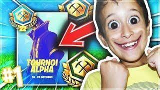 a 11 ans il reussi le premier tournoi alpha solo sur fortnite battle royale 22 points 20 - tournoi fortnite discord