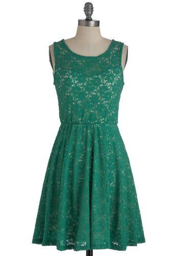 Topiary Artist Dress (modcloth)