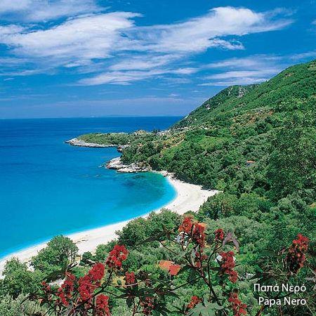 Papa Nero beach, Pelion (Magnesia pref.)