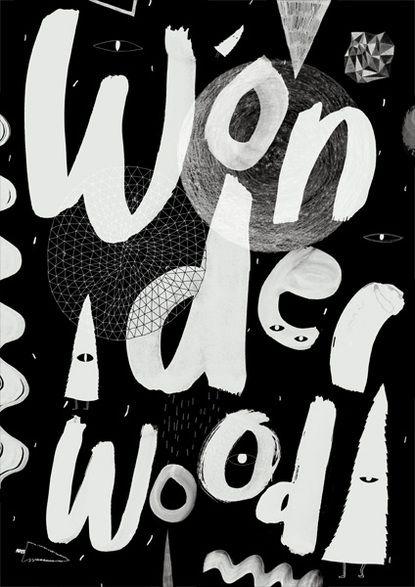 Bold Typography By Baubauhaus