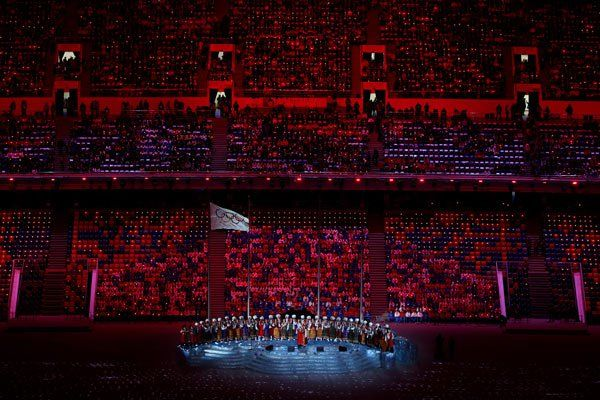 Sochi Winter Olympics Closing Ceremony- 43 Pictures