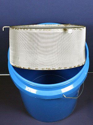 Stainless Steel Bucket Filters 400 177 And 74 Micron