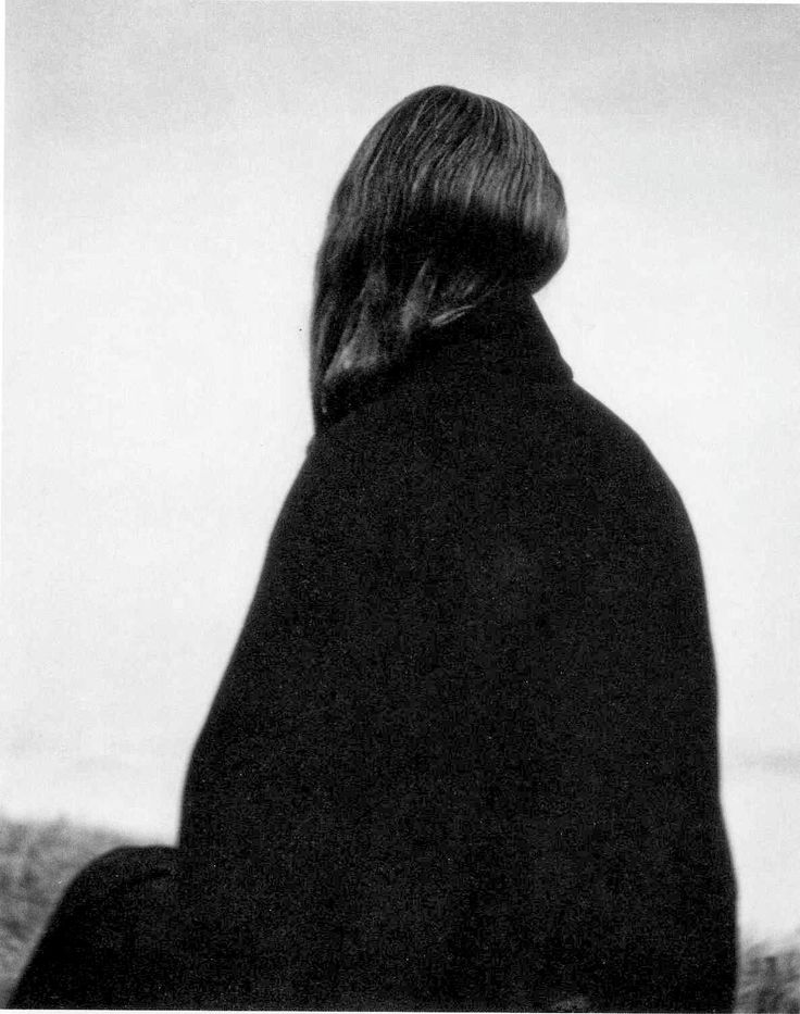 Rebecca Strand photographed by her husband Paul Strand (1932)