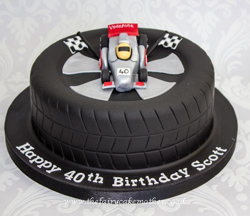 28 Best Images About Tyre Cakes On Pinterest Cars