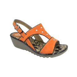 Fly London Odum Sandal - Orange #Sale Now only $92.50
