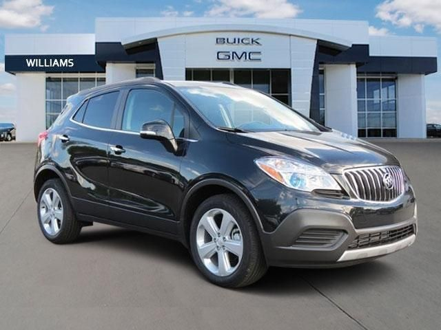 This 2016 Buick Encore is listed on Carsforsale.com for $19,974 in Charlotte, NC. This vehicle includes 3.53 Final Drive Axle Ratio,Front Bucket Seats,Upscale Cloth w/Leatherette Accents Seat Trim,Ride & Handling Suspension,Radio: AM/FM Audio System w/MP3 CD Player,2-Way Manual Front Passenger Seat Adjuster,6-Way Power Driver Seat Adjuster,SiriusXM Satellite Radio,4-Wheel Disc Brakes,6 Speakers,Air Conditioning,Electronic Stability Control,Spoiler,Tachometer,ABS brakes,Allo...