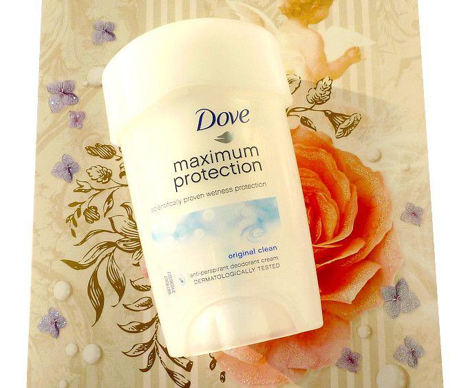 Antiperspirant Dove Maximum Protection