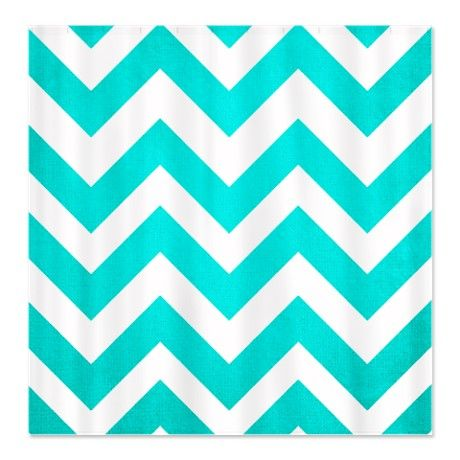 gold chevron shower curtain. aqua and white chevron shower curtain gold
