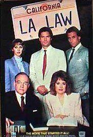 L.A. Law Poster