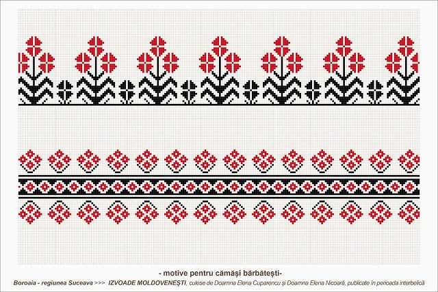 63 best traditional images on pinterest folk embroidery embroidery patterns and folklore - Beautiful romanian folk motifs ...