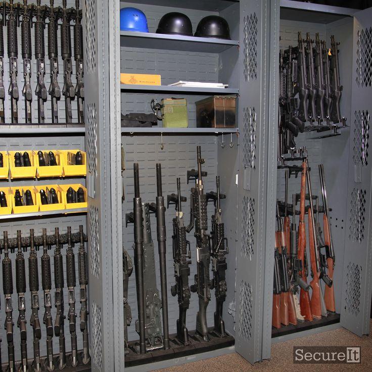 secureit gun storage for the high caliber marksman