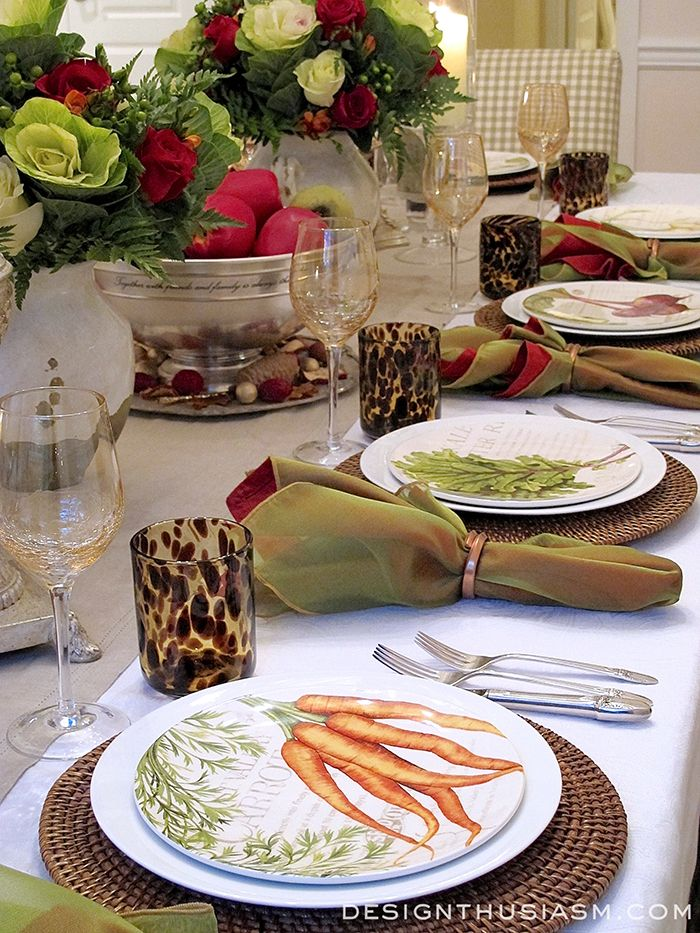 1000 Images About Fall Tablescapes On Pinterest