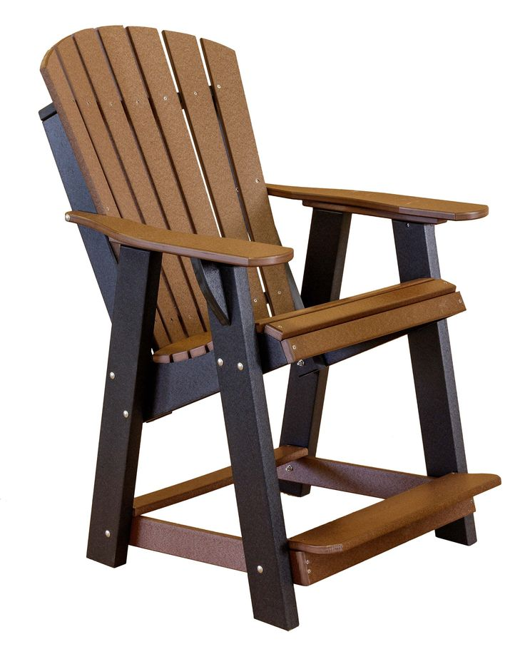 Incroyable Heritage High Poly Lumber Adirondack Chair By Little