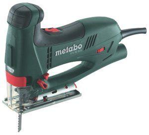Metabo Scie sauteuse pendulaire 610 watts à variateur électronique STE 90 SCS