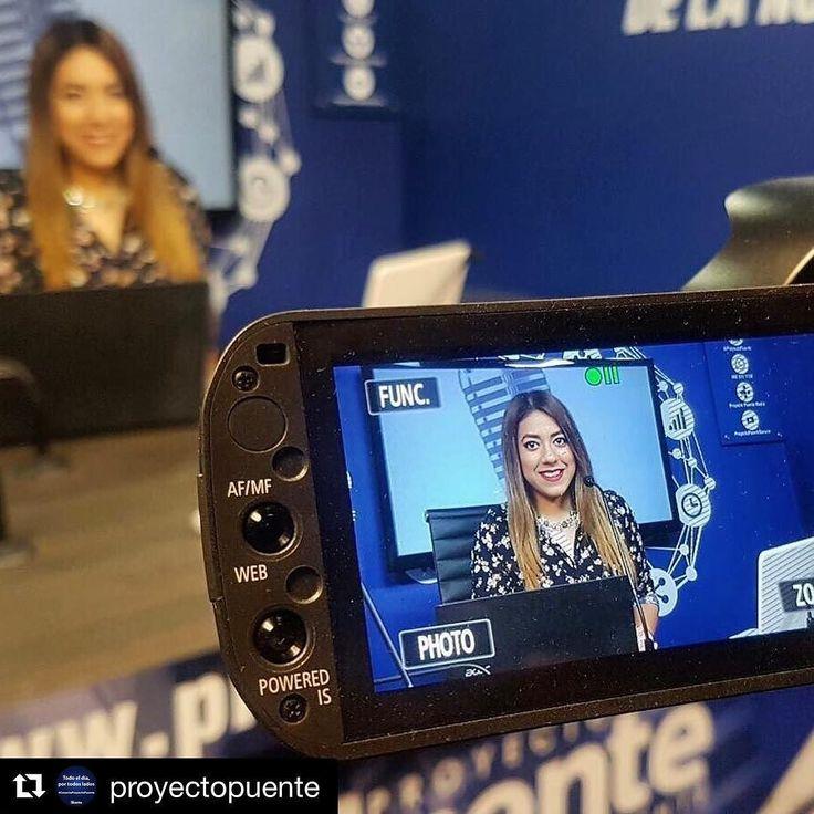 #Repost @proyectopuente  Feliz viernes! Ya al aire @adrinzunza con la información. Más adelante enlace desde NY con @elalbertomedina. #ConectaProyectoPuente a través de nuestro sitio y todas las redes. #ProyectoPuente #noticias #Hermosillo #Sonora #México #NY