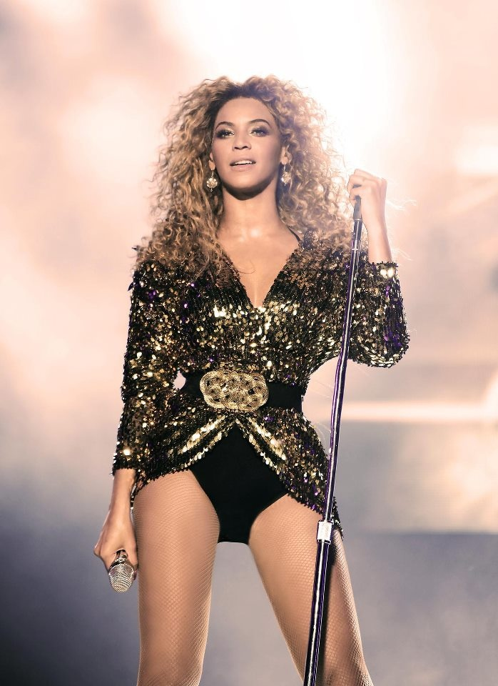 See Beyonce in concert