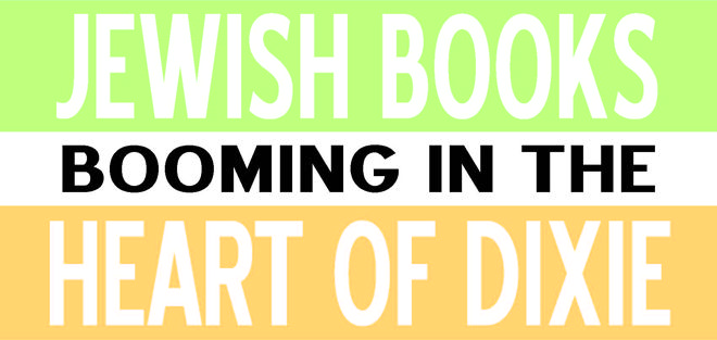 Books that explore Southern Jewry are booming in the Heart of Dixie